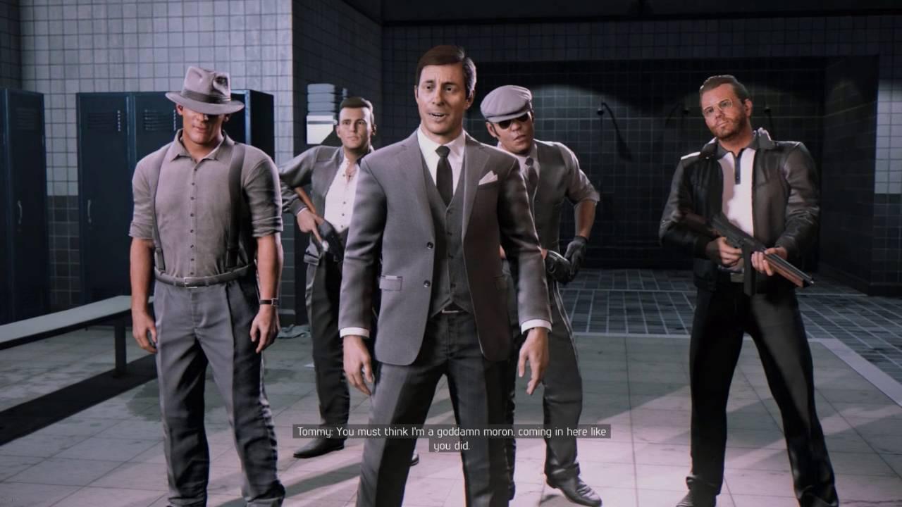 Mafia Iii Kill Tommy Marcano Mission Youtube