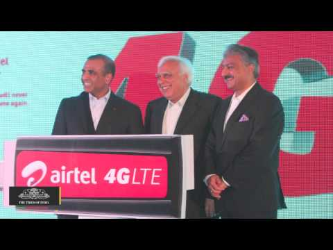 Aircel Launches 4G LTE Services In Four Circles - TOI