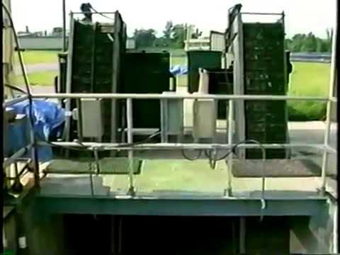 Sampling Wastewater at a Wastewater Treatment Facility