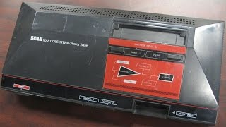 Classic Game Room - SEGA MASTER SYSTEM console review