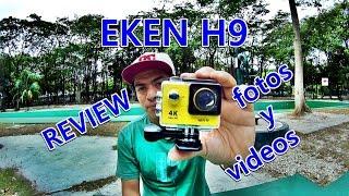 review - Eken h9 fotos y video - mexico