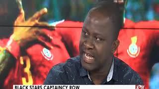 Black Stars Captaincy Row - PM Express on JoyNews (21-5-19)
