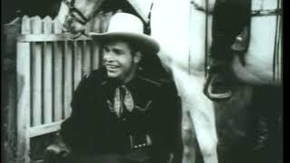 04 BILLY THE KID'S SMOKING GUNS (1942), Buster Crabbe, Fuzzy St. John
