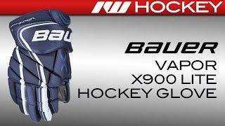 Bauer Vapor X900 LITE Glove Review
