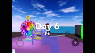 20 days spinning wheel Royale High Roblox