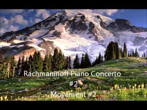 Sergei Rachmaninoff Piano Concerto No. 2 - Full