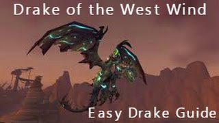 Drake of the West Wind Guide (guaranteed!)