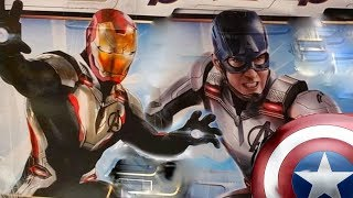 FIRST LOOK At IRON MAN & CAPTAIN AMERICA In Quantum Suits - Avengers Endgame
