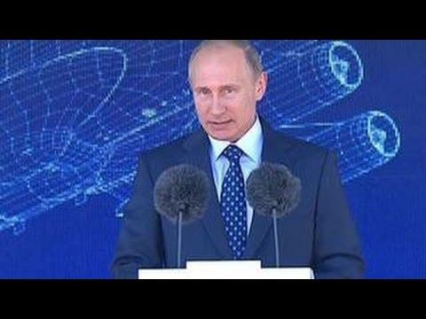 Путин: МАКС будет открыт для партнеров независимо от политической конъюнктуры
