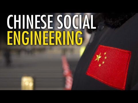 "China's ""Social Credit Score"" to rank citizens' ""trustworthiness"""