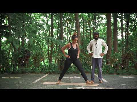 Parivritta Parsvakonasana - Revolved Side Angle Pose Alignment