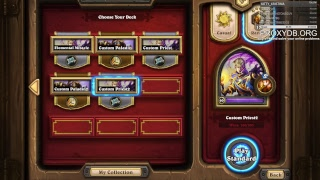100% Win Rate - Ridiculous Priest Deck :D Hearthstone Silent Stream #66