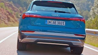 AUDI e-tron SUV (2019) Features, Interior, Driving