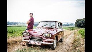 In Vervoering: Citroën Ami 6