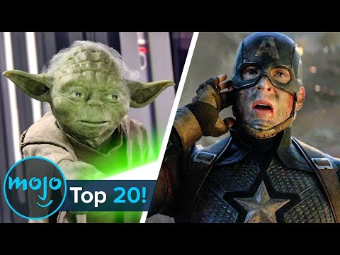 Top 20 Most Epic Modern Movie Moments