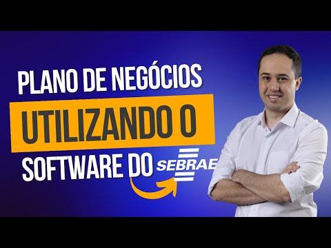 Como fazer um plano de negócios utilizando o software do Sebrae