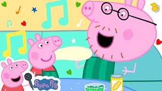 Peppa Pig Official Channel | It's Expert Daddy Pig's Birthday | Songs for Kids
