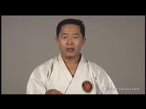 WINNING KARATE Vol. 3 KUZUSHI by Kunio Miyake