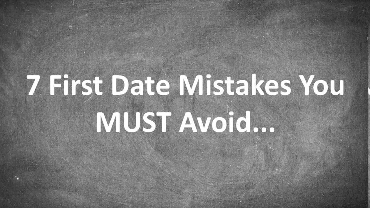 Avoid these 7 online dating mistakes