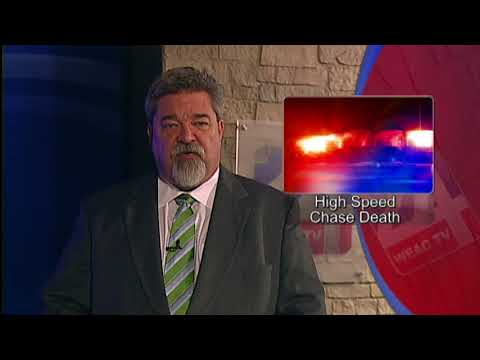 Police Chase in Cleburne County Leaves One Dead