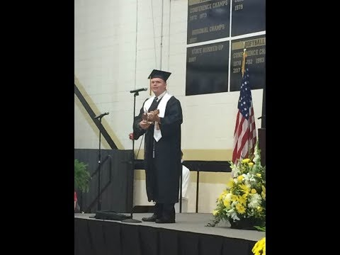 Live Performance of Holding On To You at Graduation
