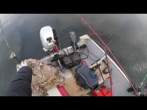 Elgin Fishing God's Tooth Spoons - Lake Stevens, WA - 10/14/2019