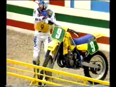 Motocross World Championship (1985 Italy Grand Prix) - Heat 1