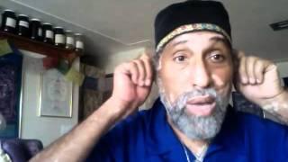 Dr. Love teaches Ear Reflexology - Facial Massage part1