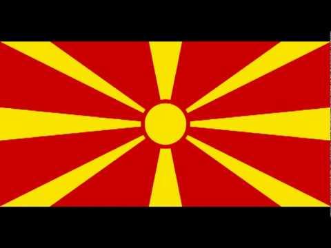 Denes nad Makedonija - Macedonia National Anthem Vocal