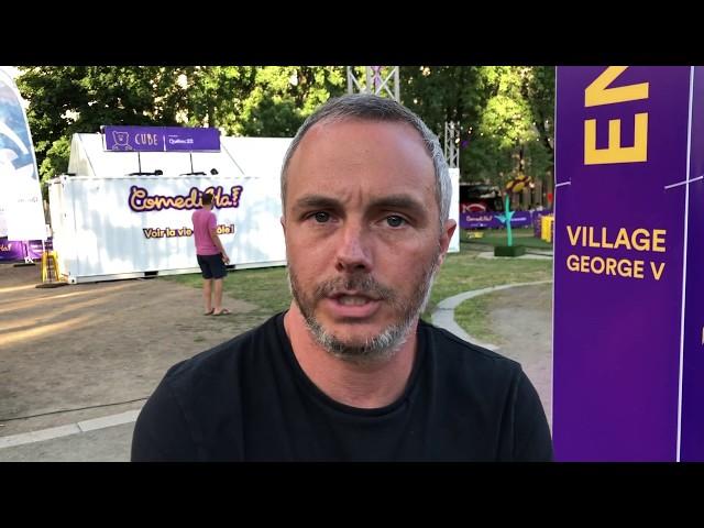 Ton plus beau souvenir de la VIE: Vincent Bolduc