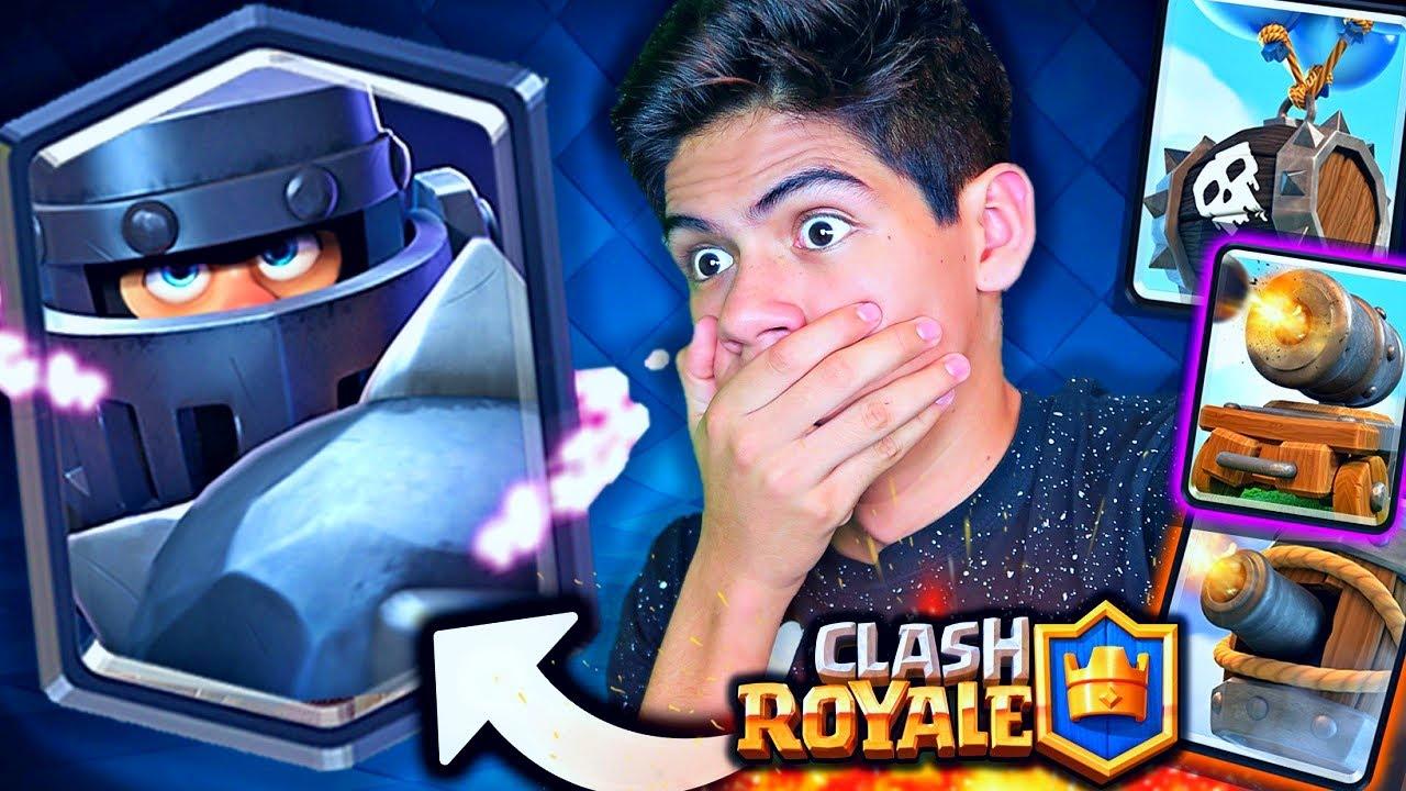 Las 4 Nuevas Cartas De Clash Royale Sneak Peek Antrax