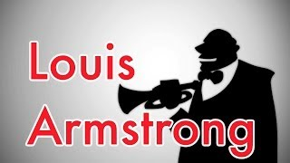 Louis Armstrong on His Chops | Blank on Blank