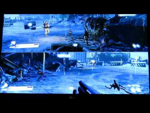 Como matar o ''Alien-Touro'' do jogo Aliens Colonial Marines