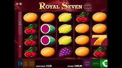 Royal Seven XXL The Next Huge WIn ??? Hochdrücken ?