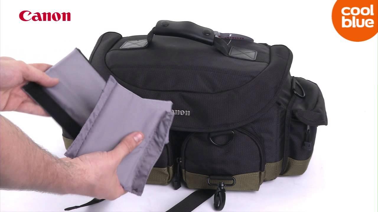 Canon 1eg Professional Gadget Bag Videoreview En Unboxing Nl Be You