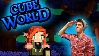 Cube World Full Release - With Viewers!!