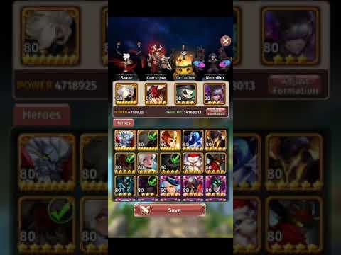 Hyper Heroes Master Tournament First Rank 1!!! (25/11/18)