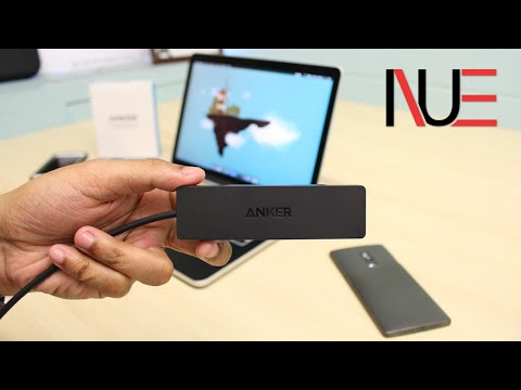 Best USB Hub? | Anker USB Hub | NUEtronix