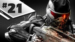 "Crysis 3 Campaign Part 21 ""GODS AND MONSTERS"" Mission 7 (Let"