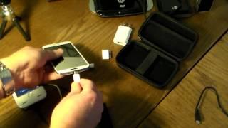 OmiLabs OX -10 10000mAh Dual USB Charger Travel Kit