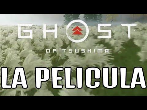 Download Ghost of Tsushima español latino: La pelicula - Todas las cinematicas