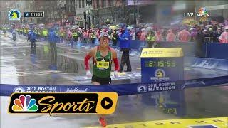 2018 Boston Marathon: Japan's Yuki Kawauchi wins men's race I NBC Sports
