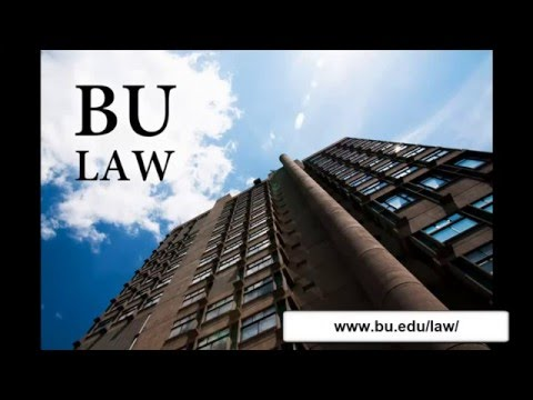 School of Law - Boston University