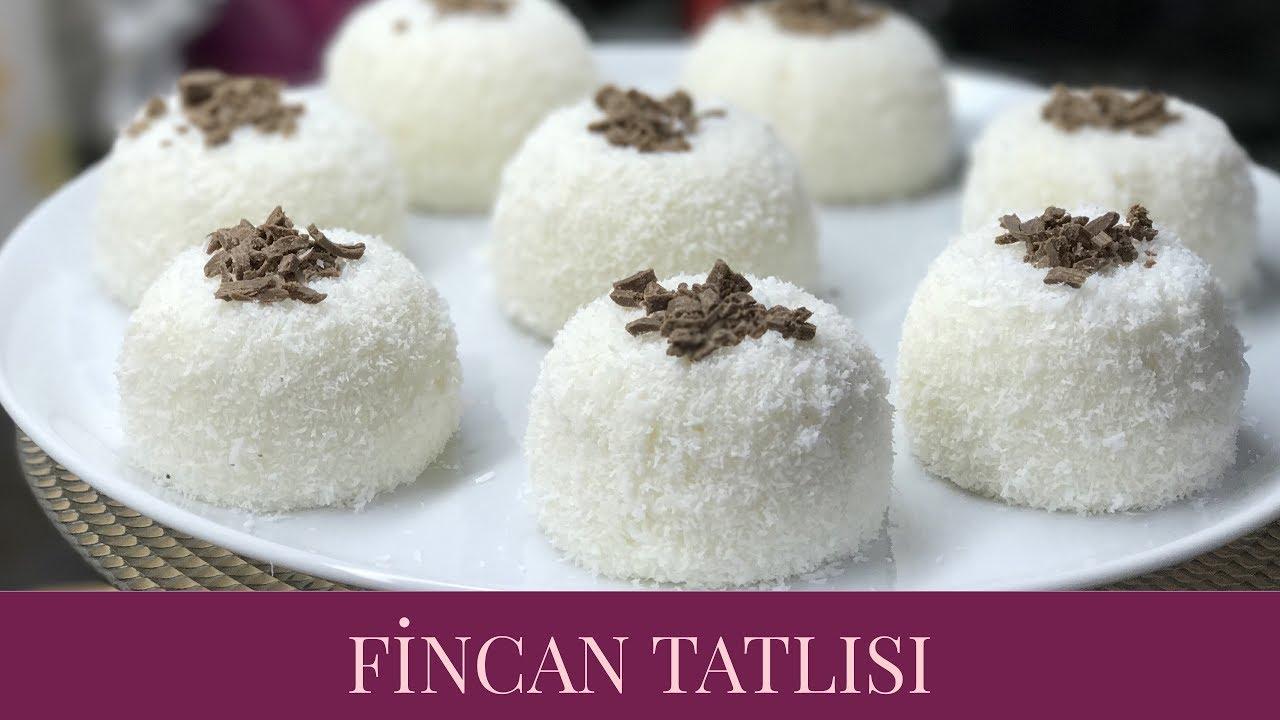Pratik Fincan Tatlısı Tarifi