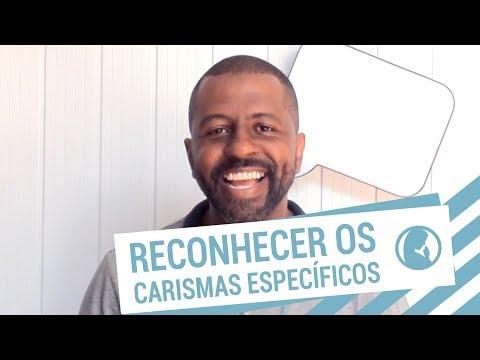 É SÓ ALEGRIA // RECONHECER OS CARISMAS ESPECÍFICOS #4 - PARTE 1 // Eduardo Badu