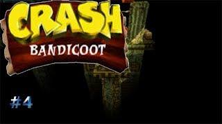 El templo de las dificultades/Crash Bandicoot #4