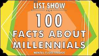 100 Facts About Millennials