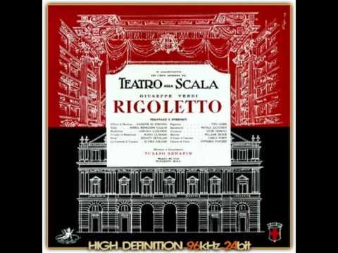 TITO GOBBI - NICOLA ZACCARIA  (Rigoletto)