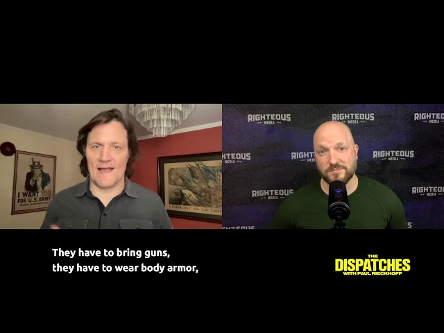 THE DISPATCHES: EPISODE 4 - JASON DEMPSEY - GOP HELD HOSTAGE BY TRUMP