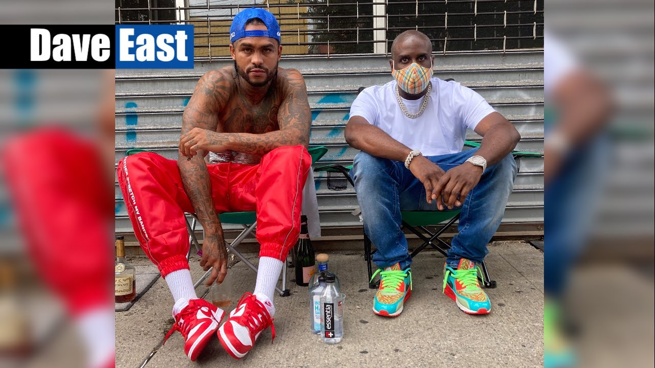 Dave East | #FunkFlexFreestyle / Block Work